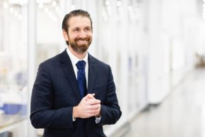David Ohmann - New Wytech President